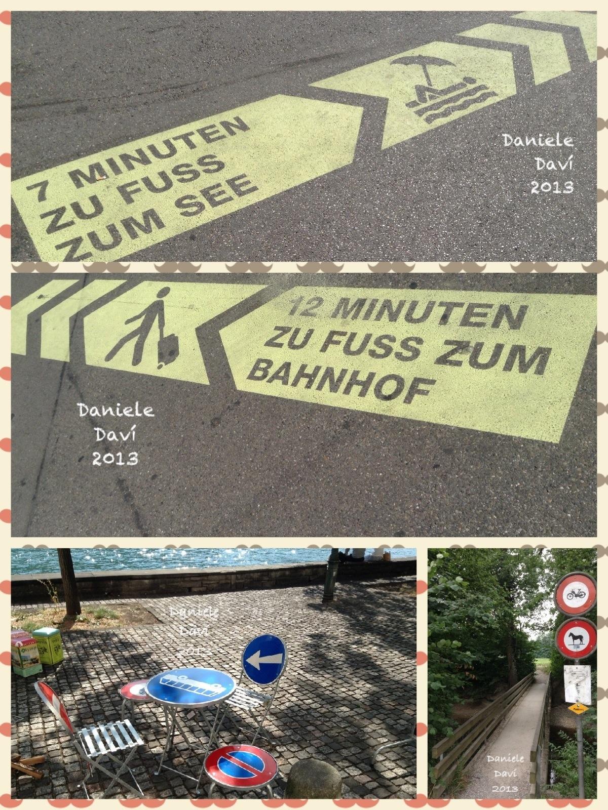 Orientarsi a Zurigo