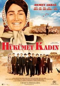 La Signora governo al Film Festival Turco Di Roma