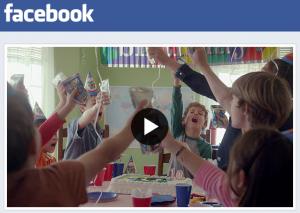 Facebook Festeggia 10 anni